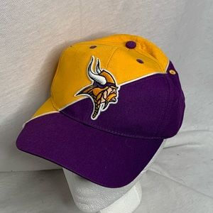 Minnesota Vikings hat cap NFL football New adjust